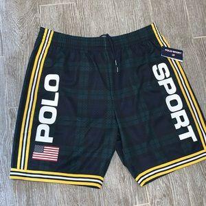 Polo sport Ralph Lauren shorts men's xl new